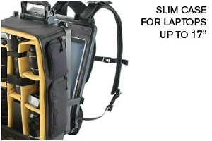 S115 Sport Elite Laptop / Camera Pro Pack Storage