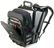 U100 Urban Elite Laptop Backpack open