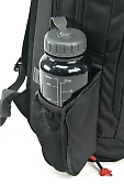 U105 Urban Laptop Backpack bottle storage